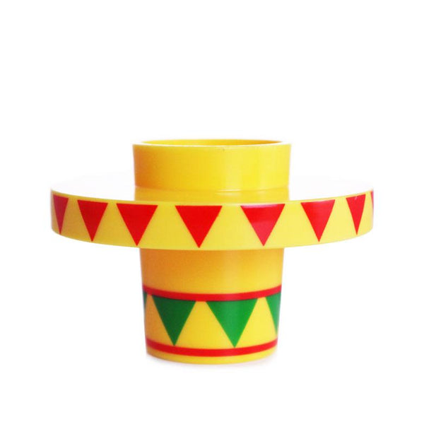 Sombrero Shot Cups - Set of 4