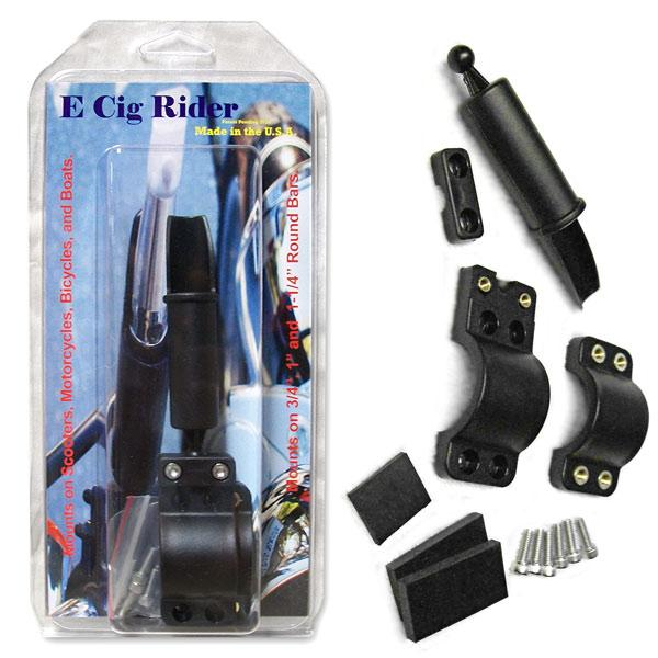 E Cig Rider Packaging and Parts