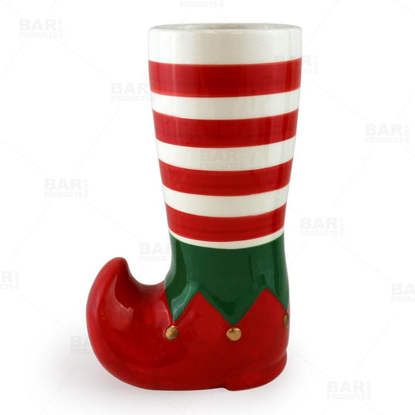 Giant Elf Drinking Boot - 36oz