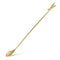 BarConic® Bar Spoon - Gold Plated Cocktail Fairy - 30cm