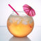 Fishbowl Plastic Cup - 46 Ounces - No Handle