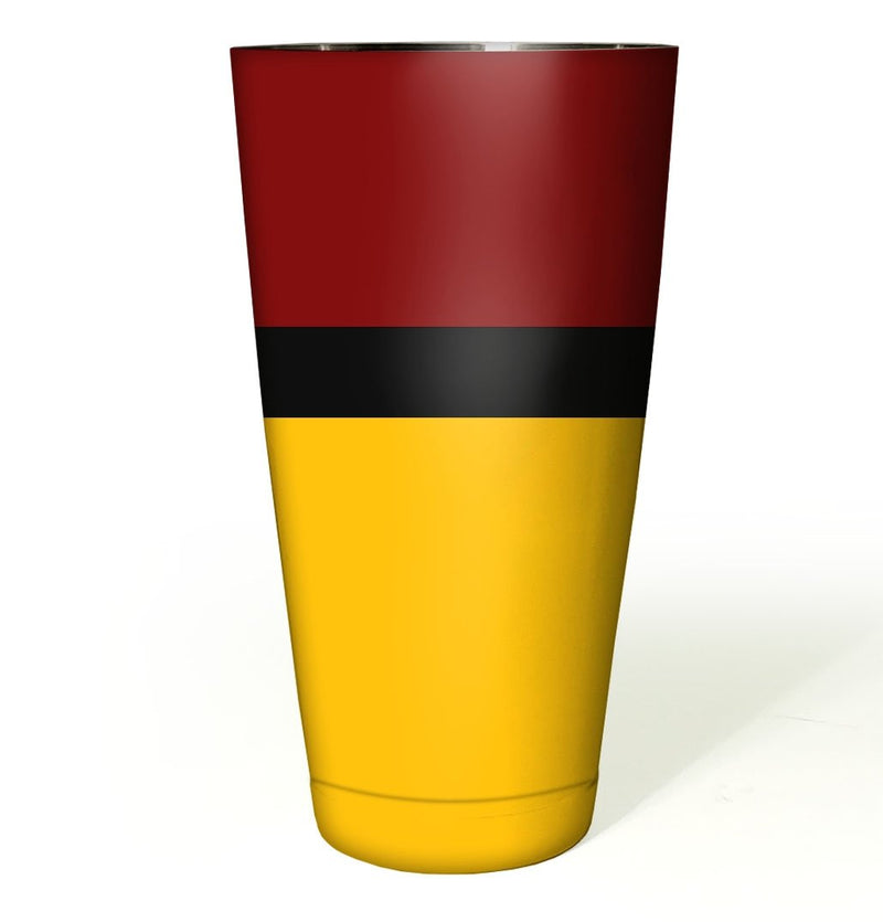 Cocktail Shaker Tin - 28oz Weighted - Several Football Team Color Options