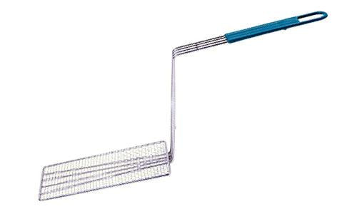 Fry Basket Press - Plastic Handle