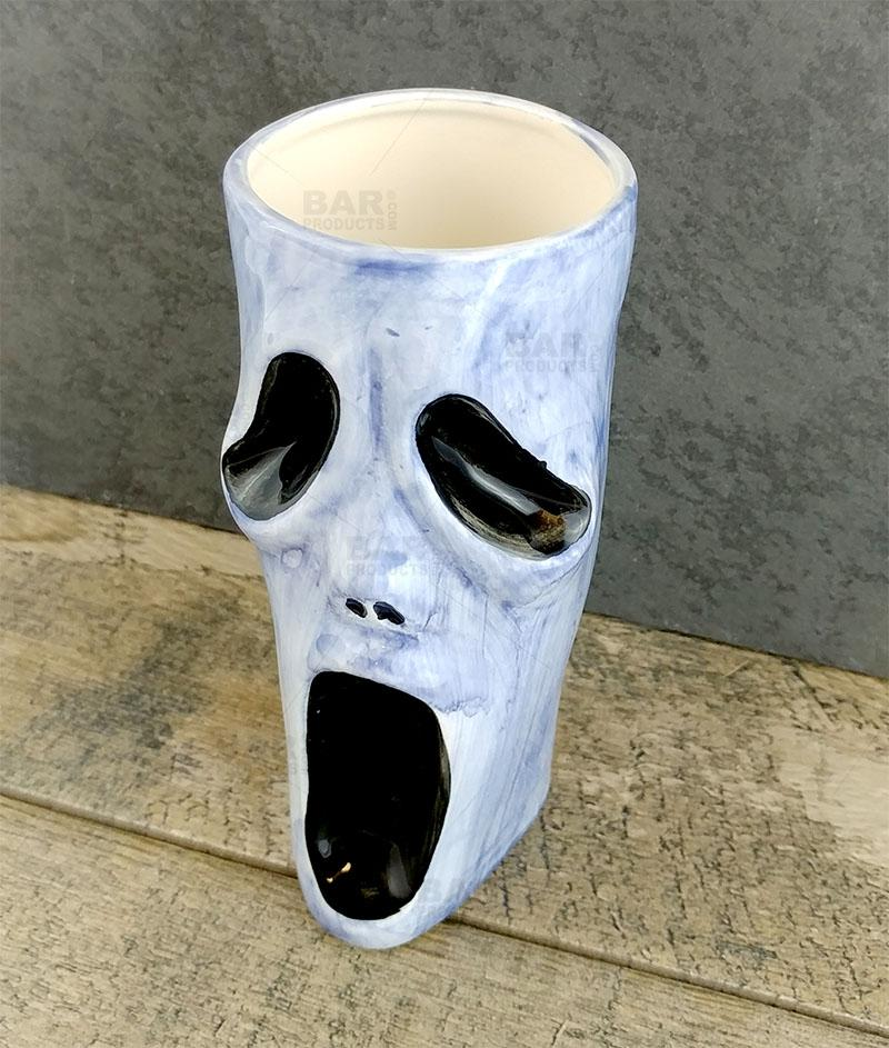 BarConic® Tiki Drinkware - Ghost - 15 ounce