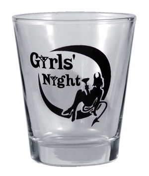 Girls' Night Out Shot Glasses