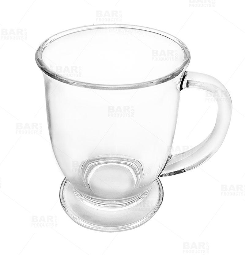 BarConic® Glass Coffee Cup / Mug - 16 ounce