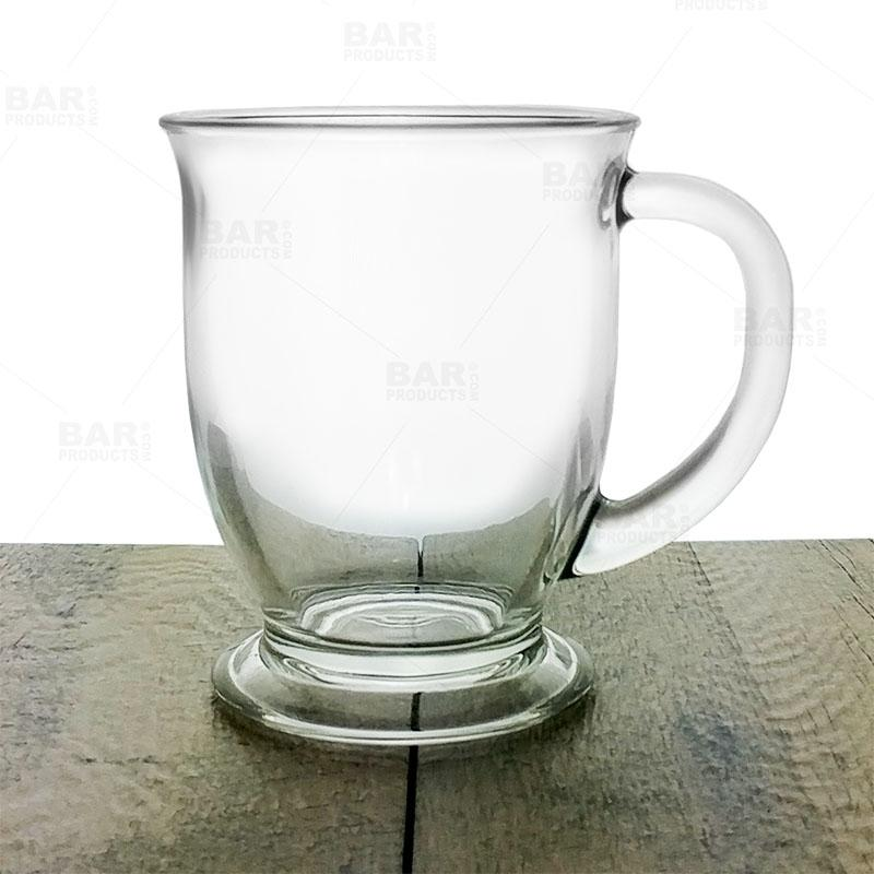 BarConic® Coffee Cup - 16oz Glass