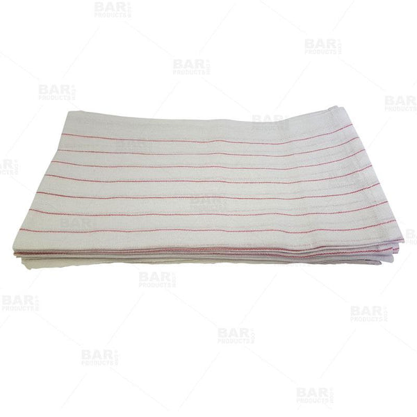 "Glass Polishing Towel - 16"" x 29"" (Pack of 12)"