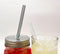 Straight Borosilicate Glass Straws