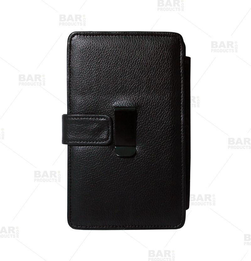 Guest Check Pad Holder - Back Clip On