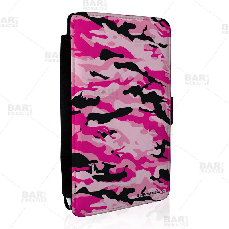 Guest Check Pad Holder - Pink Camo