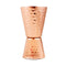 Olea™ Hammered Copper Jigger - 1oz x 2oz