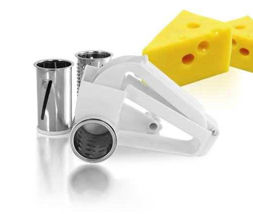 Hand Held Cheese Grater