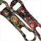 Kolorcoat V-Rod Bottle Opener -Grunge Black, Red and Yellow Hawaiian