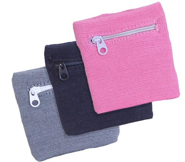 Speed Opener Armbands with Pocket and Zipper