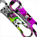 Kolorcoat V-Rod Bottle Opener - Intoxicologist Girly Punk