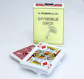 """Bar Magic"" – Invisible Card Decks - RED"