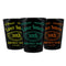 CUSTOMIZABLE - 1.75oz Black Shot Glass - Birthday Bash