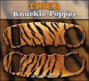 Knuckle Popper Opener - Tiger Print