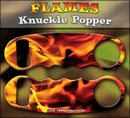Flames Knuckle Popper Opener