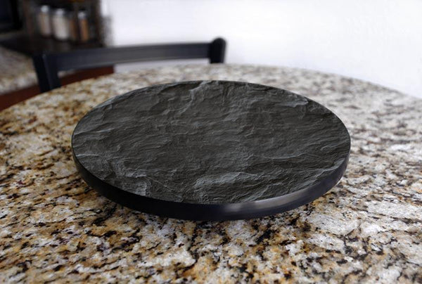 SLATE Design Lazy Susan - 3 Different Sizes - For Kitchen Table Top