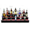 Liquor Bottle lighted steps - 3 tier