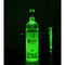 Green Mini LED Bottle Glow and Glorifier Pad for Liquor Bottles