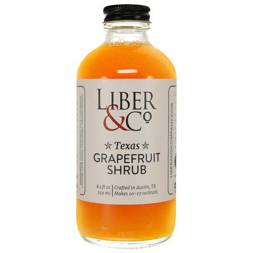 Liber &Co - Texas Grapefruit Shrub