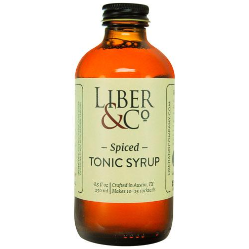 Liber &Co - Spiced Tonic Syrup