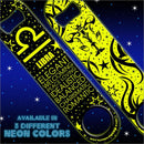 Kolorcoat™ NEON Zodiac Speed Bottle Opener - LIBRA