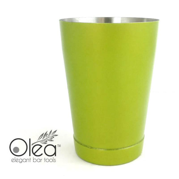 Olea™ Cocktail Shaker - Metallic Lime Green NEON - 16oz Weighted