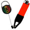 Premium Clip Lighter Leash® - Rasta - Lion