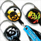 Premium Clip Lighter Leash® - 3 Pack - Skulls Series