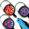 Premium Clip Lighter Leash® - 3 Pack - Tie Dye Series