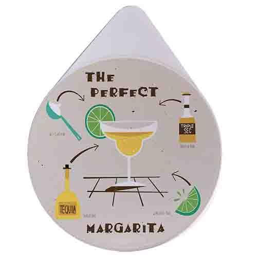 Glass Rimmer Lid - The Perfect Margarita