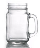 BarConic® 16 ounce Mason Jar Mug – with Handle