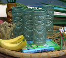 Ceramic Mean Green Tiki Mug (11 ounce)