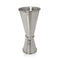BarConic® Japanese Style - Tall Double-Sided Jigger - Stainless Steel - 28mL and 56mL