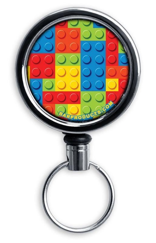 Retractable Reels for Bottle Openers –Lego