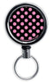 Retractable Reels for Bottle Openers – Polka Dots