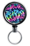 Retractable Reels for Bottle Openers – Tie Dye