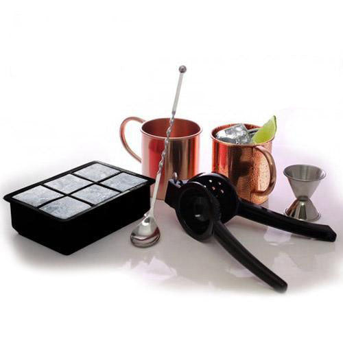Moscow Mule Home Bar Set – 6 Piece
