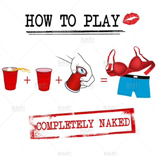 Strip Pong – How to Play