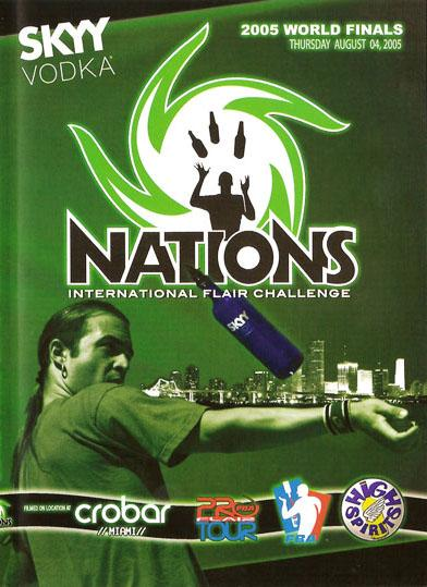 Nations Flair 2005- DVD