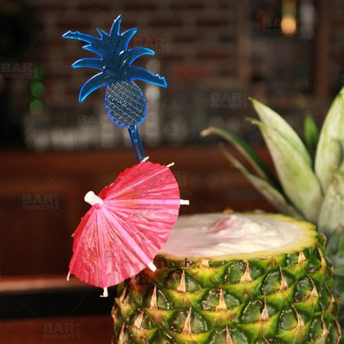 Pineapple Swizzle Cocktail Stirrers