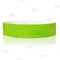 Paper Wristbands - Neon Green - Box of 500