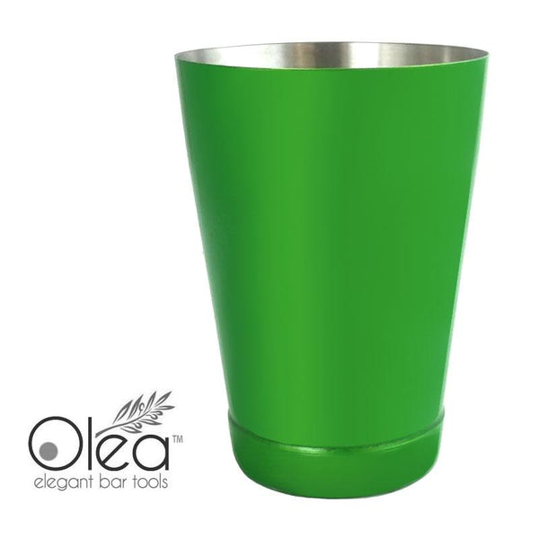 Olea™ Cocktail Shaker - Metallic Green NEON - 16oz Weighted