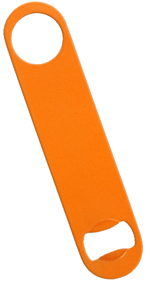 Neon Orange Speed Opener