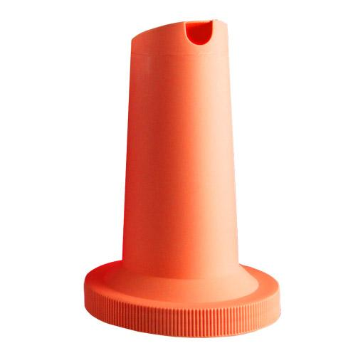 EZ Juice Pourers - Neck Only - Orange