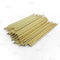 BarConic® Eco-Friendly Paper Straws - Gold Metallic - Pack of 100